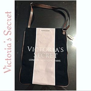 Victoria's Secret Shoulder Crossbody Tote Bag.